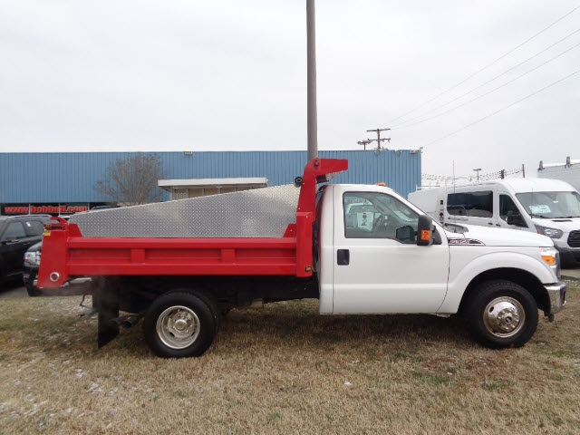 2015 F-350 Regular Cab DRW, Dump Body #165709A - photo 7