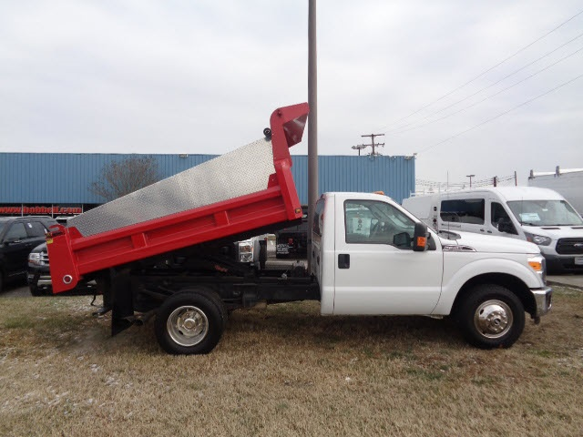 2015 F-350 Regular Cab DRW, Dump Body #165709A - photo 5