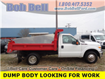 2015 F-350 Regular Cab DRW, Dump Body #165709A - photo 1