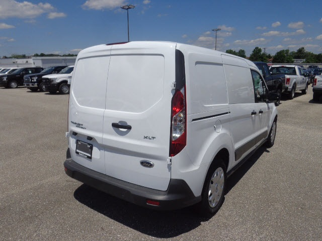 2016 Transit Connect, Cargo Van #166061 - photo 2