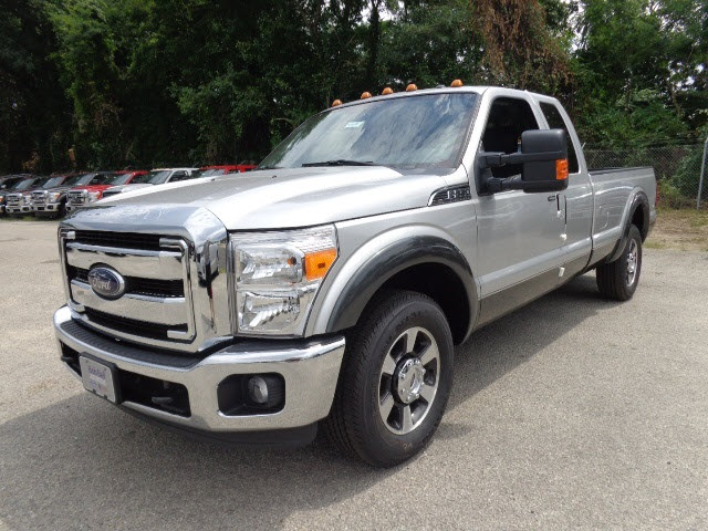 2016 F-250 Super Cab, Pickup #166551 - photo 4