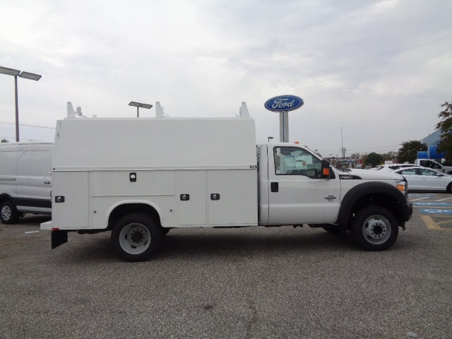 2016 F-550 Regular Cab DRW, Knapheide Service Utility Van #166649 - photo 3