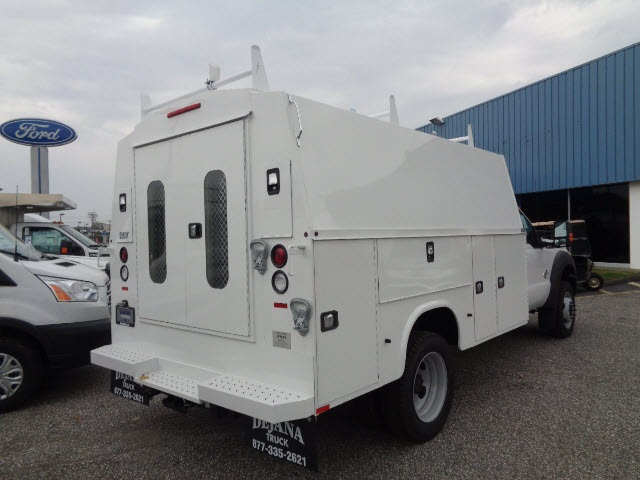 2016 F-550 Regular Cab DRW, Knapheide Service Utility Van #166649 - photo 2