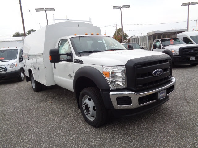 2016 F-550 Regular Cab DRW, Knapheide Service Utility Van #166649 - photo 5