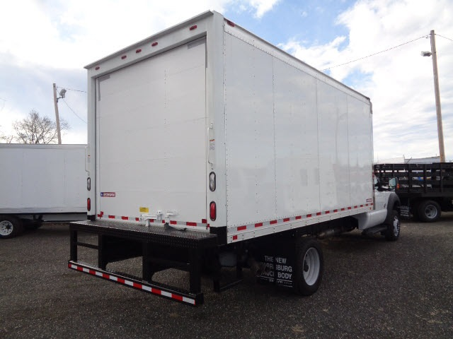 2016 F-550 Regular Cab DRW, Morgan Dry Freight #166776 - photo 2