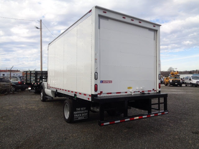 2016 F-550 Regular Cab DRW, Morgan Dry Freight #166776 - photo 5