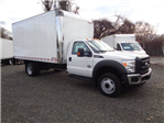 2016 F-550 Regular Cab DRW, Morgan Dry Freight #166776 - photo 1