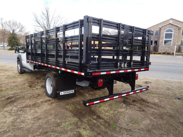2016 F-550 Regular Cab DRW, Morgan Stake Bed #166780 - photo 5