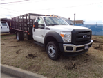 2016 F-550 Regular Cab DRW, Morgan Stake Bed #166780 - photo 1