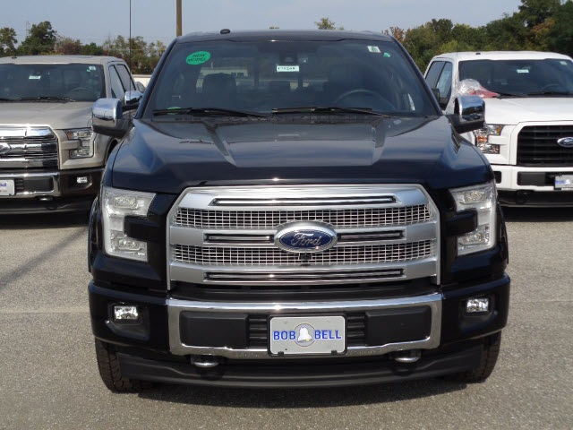 2017 F-150 SuperCrew Cab 4x4, Pickup #175268 - photo 4