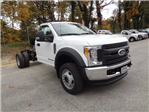 2017 F-450 Regular Cab DRW 4x4 Cab Chassis #175322 - photo 1