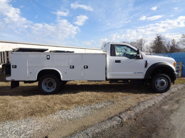 2017 F-450 Regular Cab DRW 4x4, Knapheide Service Body #175377 - photo 3
