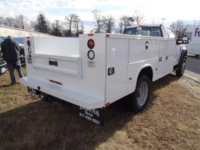 2017 F-450 Regular Cab DRW 4x4, Knapheide Service Body #175377 - photo 2
