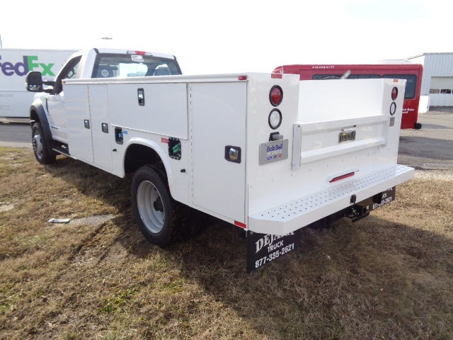 2017 F-450 Regular Cab DRW 4x4, Knapheide Service Body #175377 - photo 5