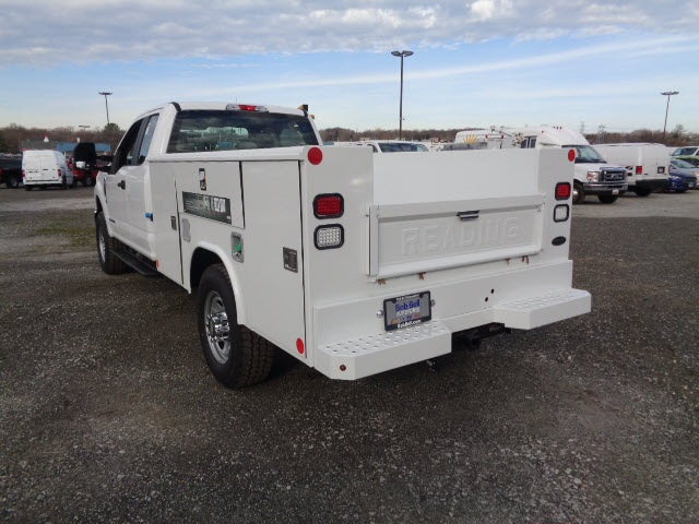 2017 F-350 Super Cab 4x4, Reading Service Body #175410 - photo 5