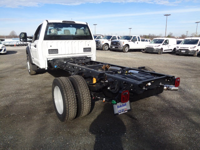 2017 F-450 Regular Cab DRW 4x4, Cab Chassis #175452 - photo 5