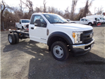 2017 F-450 Regular Cab DRW 4x4, Cab Chassis #175452 - photo 1