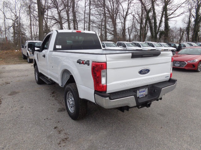 2017 F-250 Regular Cab 4x4 Pickup #175492 - photo 5