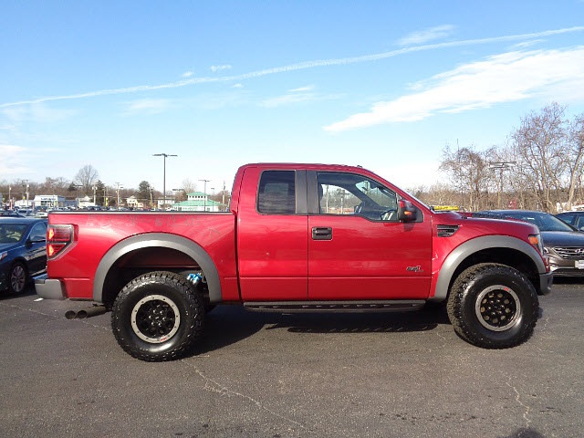 2014 F-150 Super Cab 4x4, Pickup #175539A - photo 6