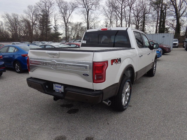 2017 F-150 SuperCrew Cab 4x4, Pickup #175599 - photo 2