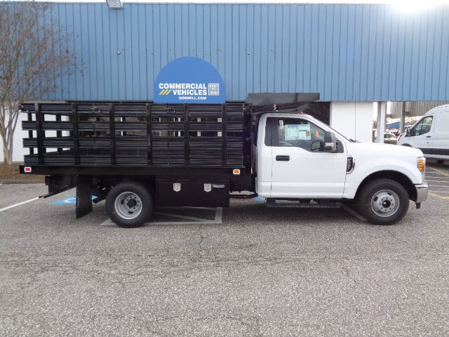 2017 F-350 Regular Cab DRW, Knapheide Stake Bed #175631 - photo 3