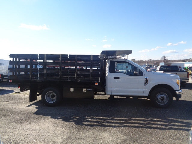 2017 F-350 Regular Cab DRW, Knapheide Stake Bed #175632 - photo 3