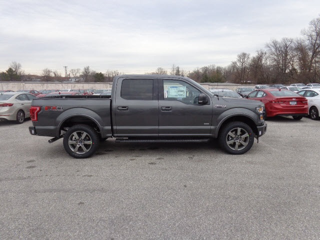 2017 F-150 SuperCrew Cab 4x4, Pickup #175688 - photo 3