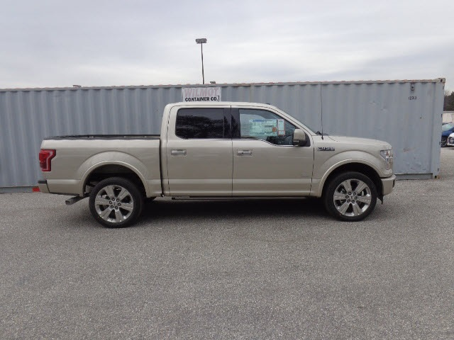2017 F-150 Crew Cab 4x4 Pickup #175706 - photo 3