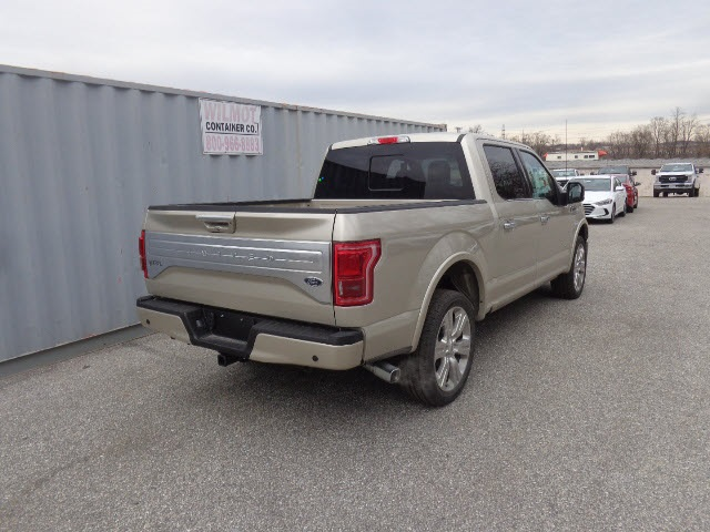 2017 F-150 SuperCrew Cab 4x4, Pickup #175706 - photo 2