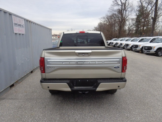 2017 F-150 Crew Cab 4x4 Pickup #175706 - photo 4