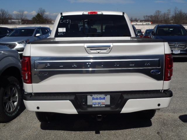 2017 F-150 SuperCrew Cab 4x4, Pickup #175771 - photo 5