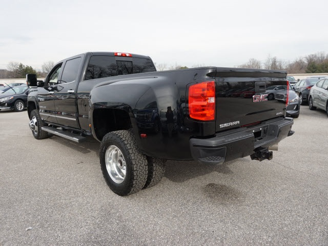 2017 Sierra 3500 Crew Cab 4x4, Pickup #175812A - photo 2