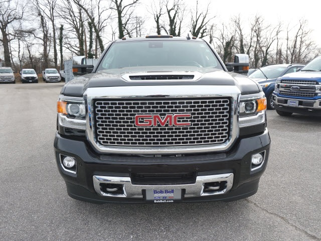 2017 Sierra 3500 Crew Cab 4x4, Pickup #175812A - photo 3
