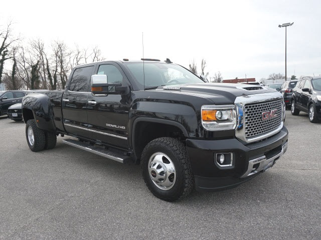2017 Sierra 3500 Crew Cab 4x4, Pickup #175812A - photo 4