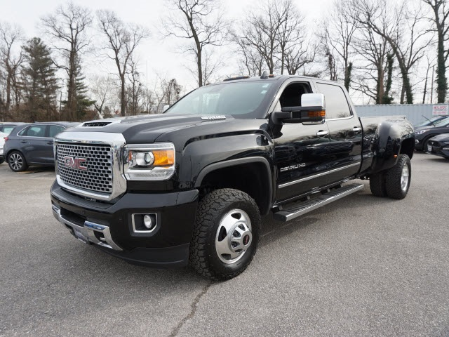 2017 Sierra 3500 Crew Cab 4x4, Pickup #175812A - photo 5