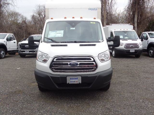 2017 Transit 350 Low Roof, Dejana Dry Freight #175858 - photo 4