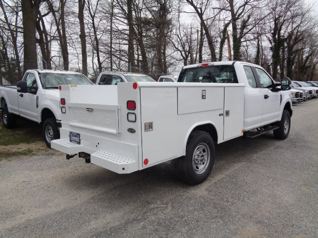 2017 F-350 Super Cab 4x4, Reading Service Body #175895 - photo 2