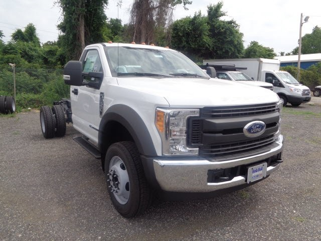 2017 F-550 Regular Cab DRW 4x2,  Knapheide KUVcc Service Body #175932 - photo 3