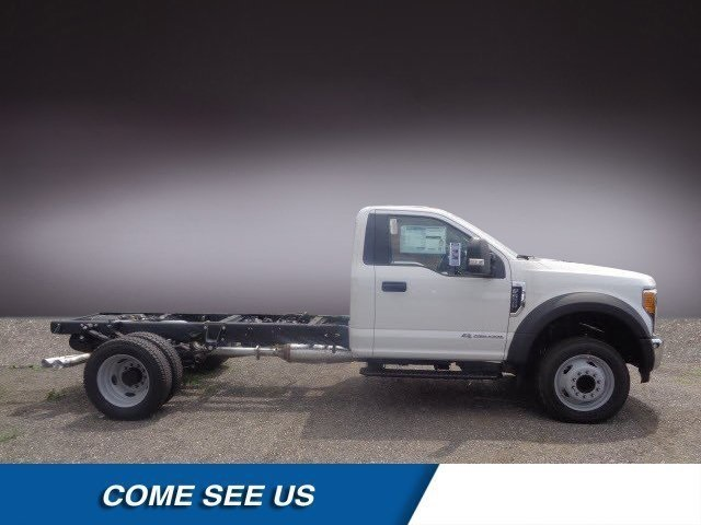 2017 F-550 Regular Cab DRW 4x2,  Knapheide KUVcc Service Body #175932 - photo 16