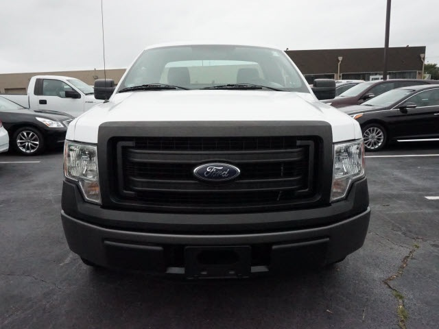 2014 F-150 Regular Cab Pickup #176049A - photo 2