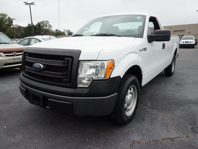 2014 F-150 Regular Cab Pickup #176049A - photo 4