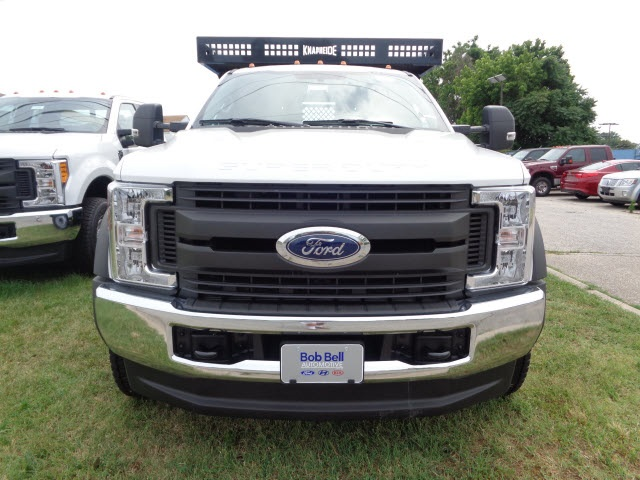 2017 F-450 Crew Cab DRW 4x4, Knapheide Contractor Body #176268 - photo 4