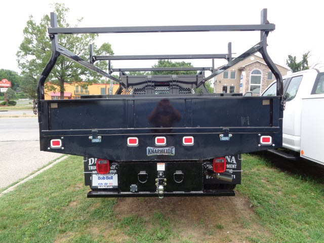 2017 F-450 Crew Cab DRW 4x4, Knapheide Contractor Body #176268 - photo 5