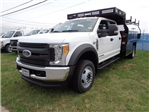 2017 F-450 Crew Cab DRW 4x4, Knapheide Contractor Body #176268 - photo 1