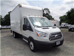 2017 Transit 350 HD Low Roof DRW, Cutaway Van #176386 - photo 1