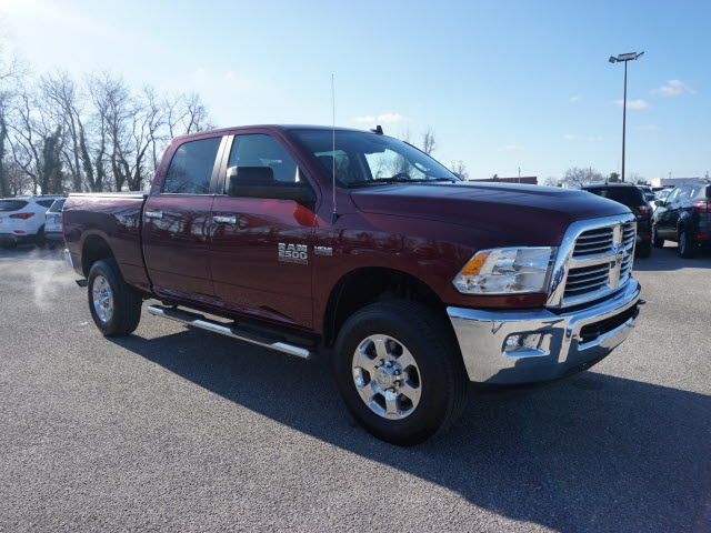 2016 Ram 2500 Crew Cab 4x4, Pickup #176431B - photo 3