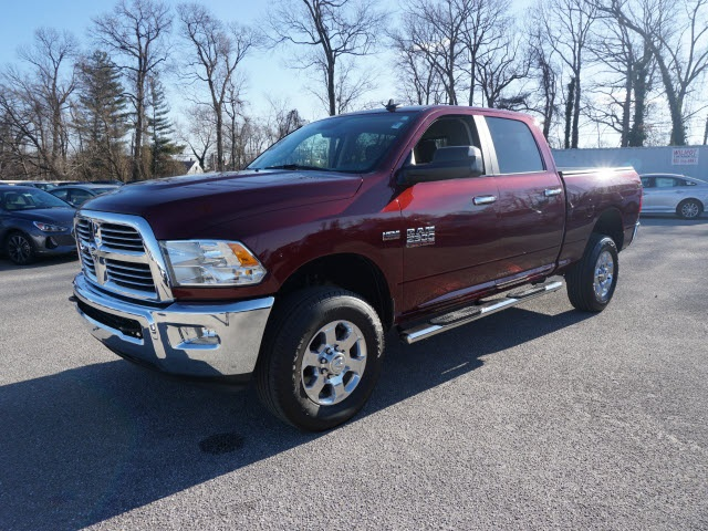 2016 Ram 2500 Crew Cab 4x4, Pickup #176431B - photo 4