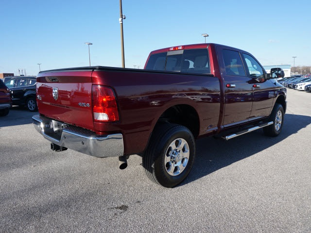 2016 Ram 2500 Crew Cab 4x4, Pickup #176431B - photo 5