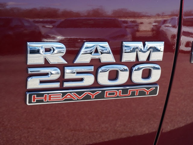 2016 Ram 2500 Crew Cab 4x4, Pickup #176431B - photo 9