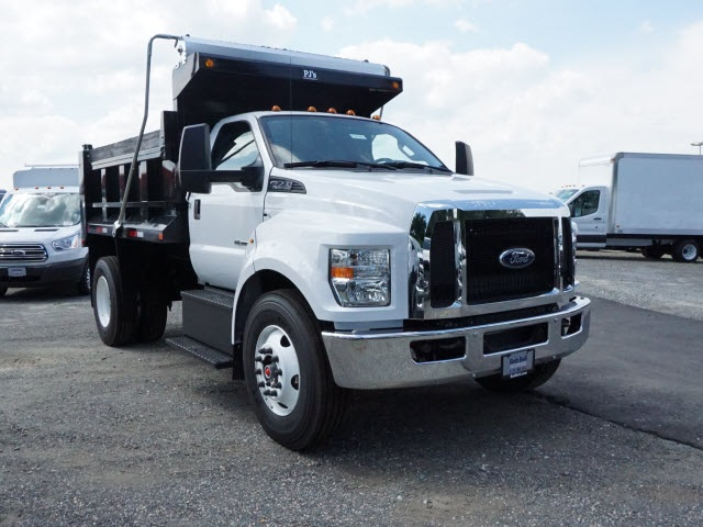 2017 F-750 Regular Cab, Dump Body #176434 - photo 3